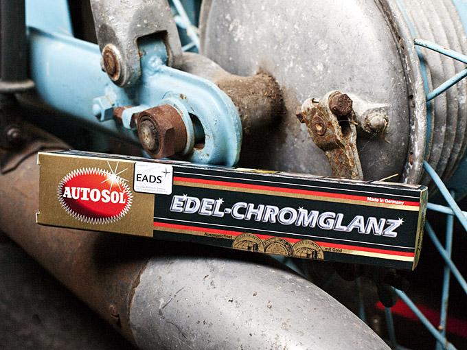 AUTOSOL Edel-Chromglanz